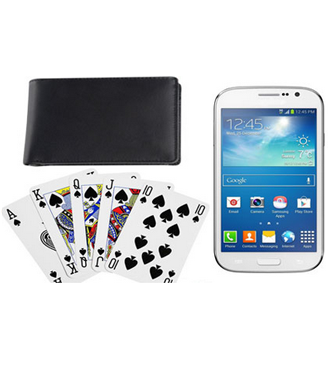 Card Charger Mobile/Bag Device