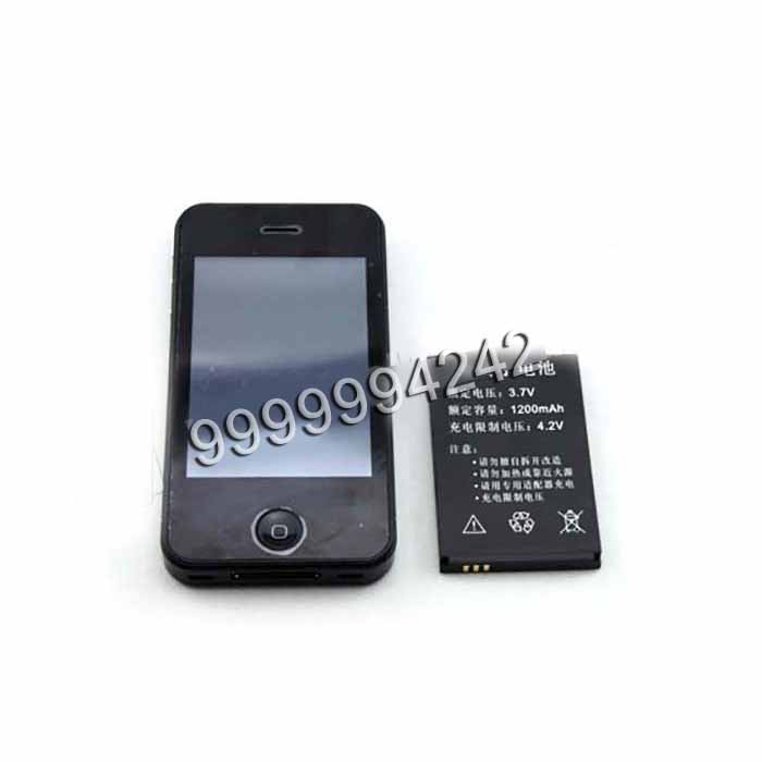 Lithium Akku K2 Iphone Poker Cheat Device Battery For Gambling Tools