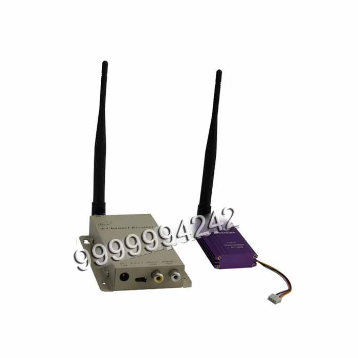 Gambling Accessories 1.2GHZ 3W 2W 1.5 Wireless Radio Transmitter And Receiver