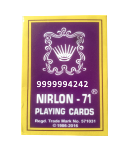 Nirlon Cheating Playing Cards