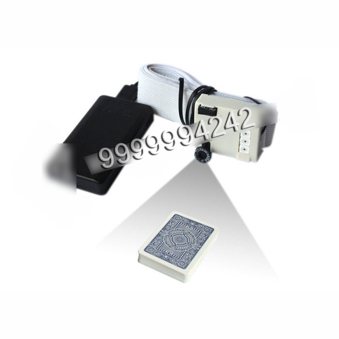 Four Lights Poker Scanner Mini Sensor Button Camera To Scan Bar Codes