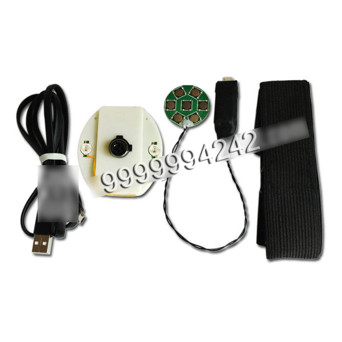 Magic Flashing Capturing Camera Poker Cheating Devices For Marked Playing Cards